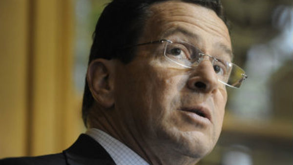 Connecticut Gov. Dannel P. Malloy  (AP Photo/Jessica Hill)