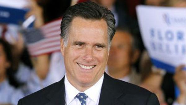 Republican presidential candidate Mitt Romney (AP Photo/Gerald Herbert)
