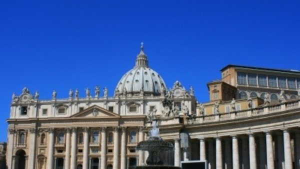 The Vatican says they back universal health care, but the government also needs to back them. (Photo: Simon Howden)