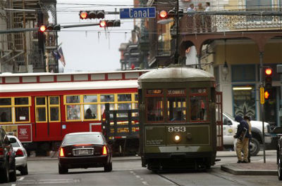 New Orleans AP