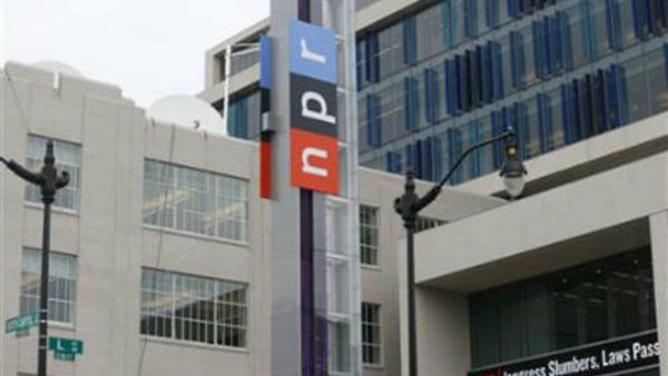 The new headquarters for National Public Radio (NPR) in Washington includes a new onsite wellness clinic. (AP Photo/Charles Dharapak)