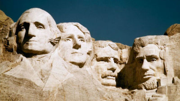 Mount Rushmore could be built more than 1,500 times over in the time it will take to comply with PPACA (AP photo).