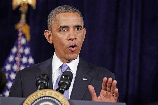 President Obama. (Photo: AP)