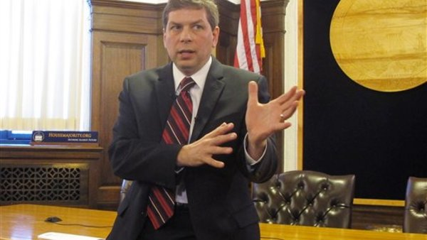 Sen. Mark Begich, D-Alaska (AP Photo/Becky Bohrer)