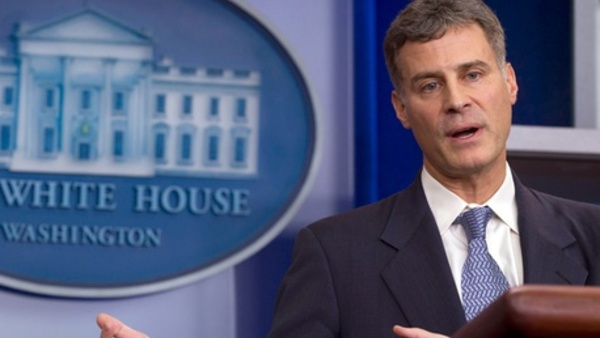 Alan Krueger, chairman of the Council of Economic Advisors at the White House. Photo: AP