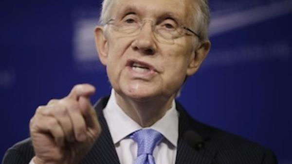 Senate Majority Leader Harry Reid, D-Nev. (AP Photo/Pablo Martinez Monsivais)