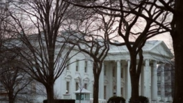 The White House (AP photo/Colin Winterbottom)