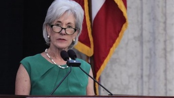 U.S. Secretary of Health and Human Services Kathleen Sebelius. (AP Photo/Jay LaPrete)