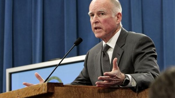 California Gov. Jerry Brown. (AP Photo/File)