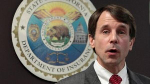 California Insurance Commissioner Dave Jones (AP photo/Rich Pedroncelli)
