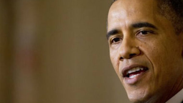 "Obama in 2009: ""If you like your health plan, you will be able to keep your health plan."" (AP Photo/Jacquelyn Martin, File)"