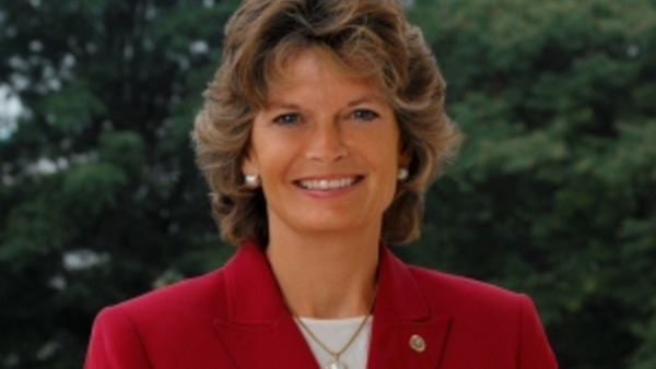 Sen. Lisa Murkowski, R-Alaska (Senator's office photo)