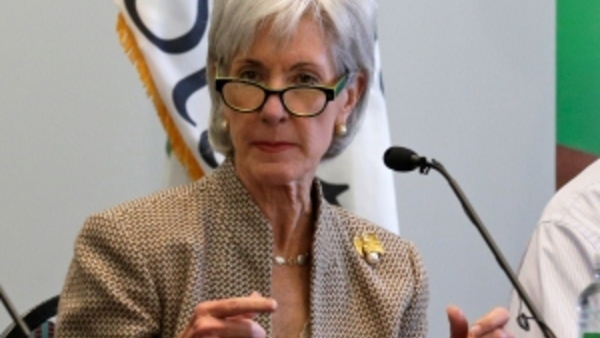 Kathleen Sebelius (AP photo/Ross D. Franklin)