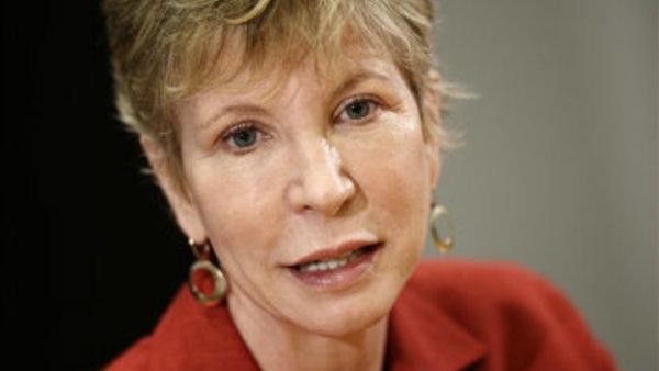 Karen Ignagni, president of America's Health Insurance Plans. (AP Photo/J. Scott Applewhite)