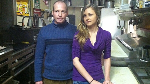 Kaiserhof owner Michael De Beyer is trying to sell his restaurant to pay medical bills for waitress Brittany Mathis. (Photo: KHOU).