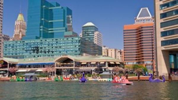 Baltimore (EPA photo)