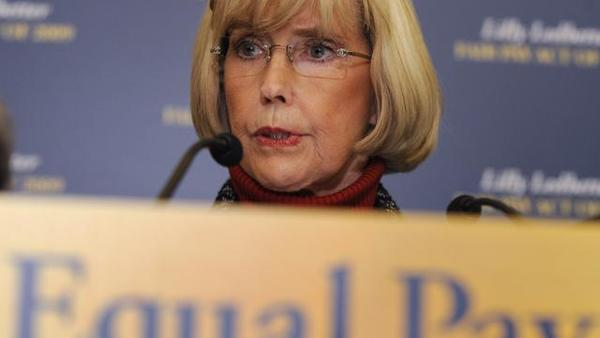 The Lilly Ledbetter Fair Pay Act, named after Lilly Ledbetter, was aimed at closing the gender wage gap. (Photo: AP)