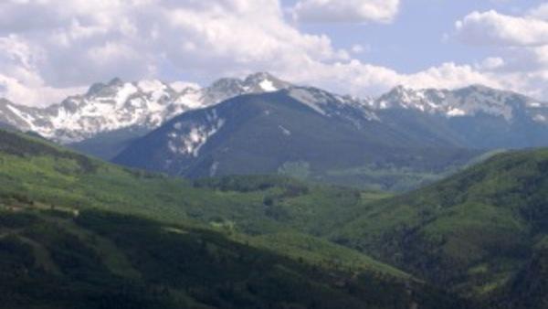 The Colorado Rocky Mountains (AP photo/Peter M. Fredin)