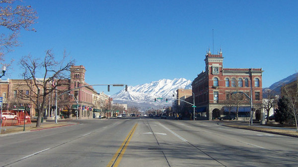 Provo, Utah, No. 1 on the latest well-being list.