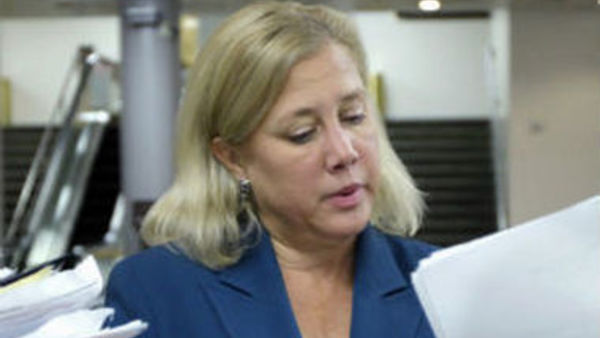Sen. Mary Landrieu, D-La. (AP photo/J. Scott Applewhite)