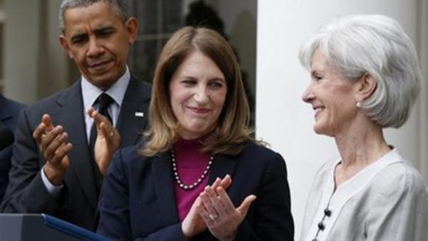 Sylvia Mathews Burwell (AP photo/Susan Walsh)