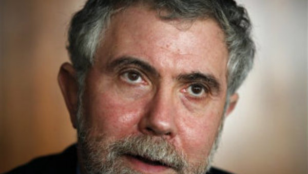 Paul Krugman. (AP Photo/ Francisco Seco)
