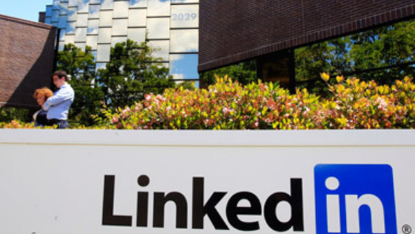 LinkedIn headquarters in Mountain View, Calif. (Photo credit: Associated Press)