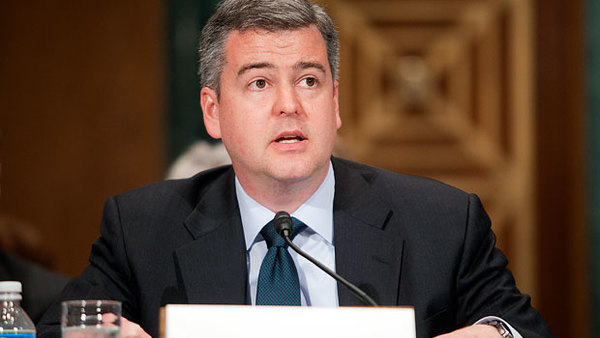 SEC Commissioner Daniel Gallagher. Photo: AP