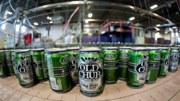 (AP Photo/Oskar Blues Brewery)