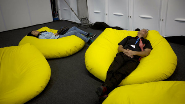 Companies Relax About Napping On The Job BenefitsPRO