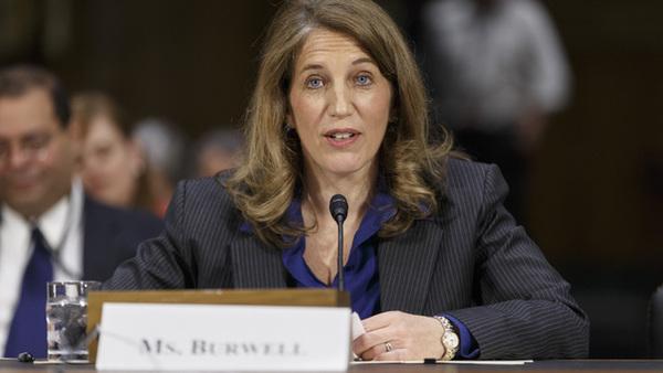 HHS Secretary Sylvia Mathews Burwell. AP Photo/J. Scott Applewhite