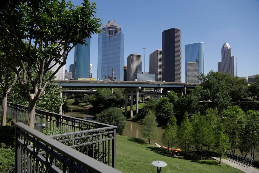 Houston skyline (photo: AP)