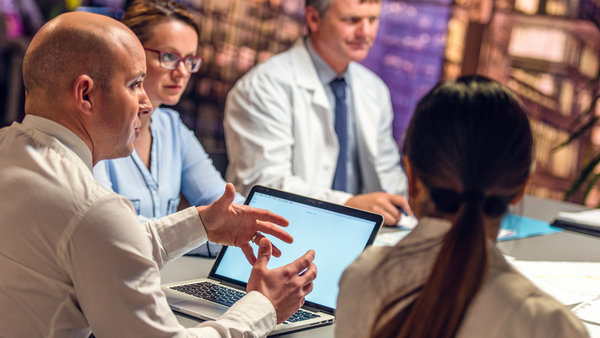Despite the growing insistence to use a value-based program for reimbursement, many doctors say they lack the tools necessary to fully implement such a model.(Photo: iStock)