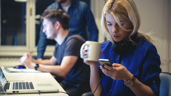 CareerBuilder takes a look at what other employee activities detract from work productivity. (Photo: iStock)