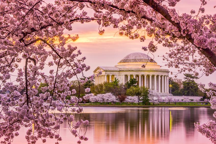 Jefferson Memorial in Washington, D.C.