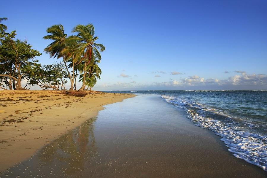 Beach near Las Terrenas, Dominican Republic (Photo: Getty)