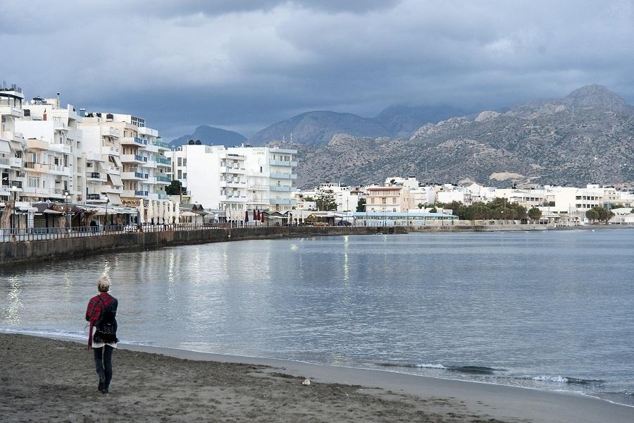 Ierapetra on the southeast coast of the Greek island of Crete (Photo: AP
