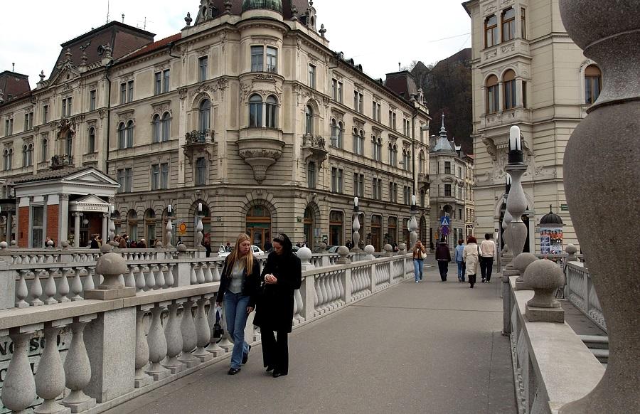 Ljubljana, Slovenia (photo: AP)