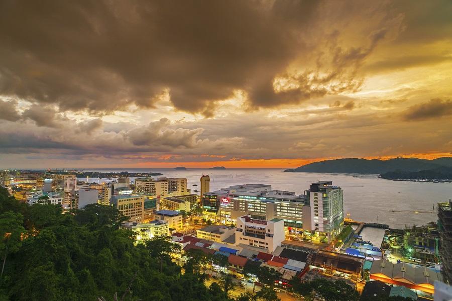 Kota Kinabalu, Malaysia (photo: Getty)