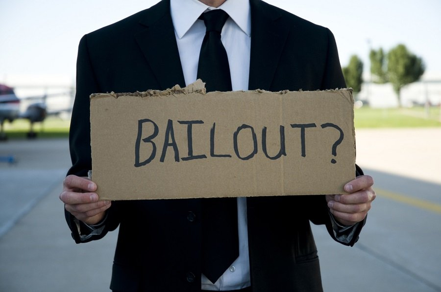 government bailout who benefits The emergency economic stabilization act of 2008  rationale for the bailout government officials in his testimony before the us senate,.