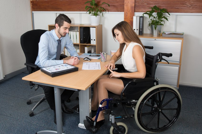 the advantages of hiring disabled employees What's in this guide this guide is divided into sections about the steps involved in hiring a support worker hiring someone to work for you is a big job.