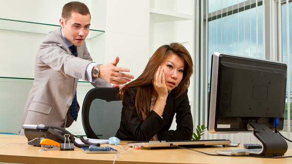 Employees say excessive oversight, emails and meetings are what causes them to get behind on their daily work tasks. (Photo: iStock)