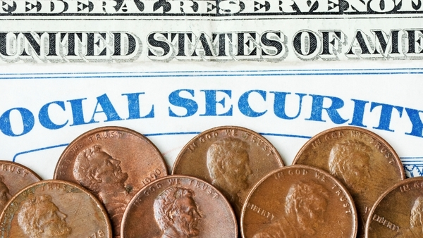 Low inflation's impact on Social Security cost-of-living adjustments will affect seniors who use it to fund retirement. (Photo: Getty)