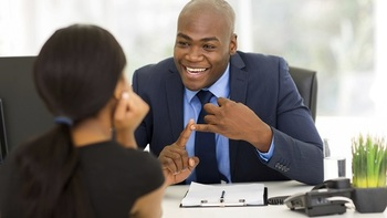 7 ways to send the right signals when interviewing job candidates