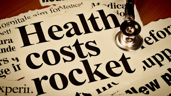 Monthly premiums for benchmark silver-level plans are going up by an average of 25 percent in the 38 states using the federal HealthCare.gov website. (Photo: iStock)