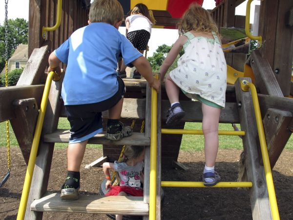 Think outside the box to make financial wellness programs as fun as childs' play. (Photo: AP)