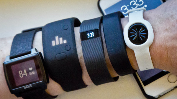 Imagine a virtual 'Fitbit' and help employees track financial goals. (Photo: AP)