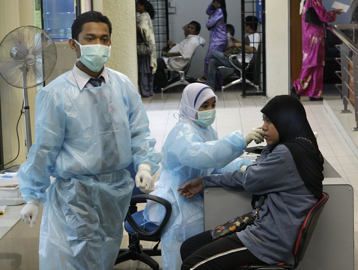 When Malaysians retire, medical care is free with their retirement plan. (Photo: AP)