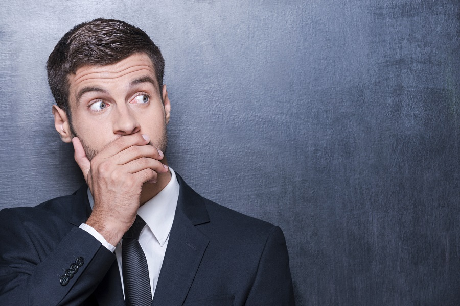 People don't talk to anyone but a spouse about retirement savings. (Photo: iStock)