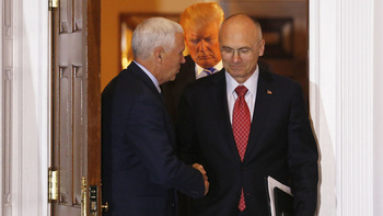 Fast-food CEO and regulation foe Andrew Puzder is DOL nominee